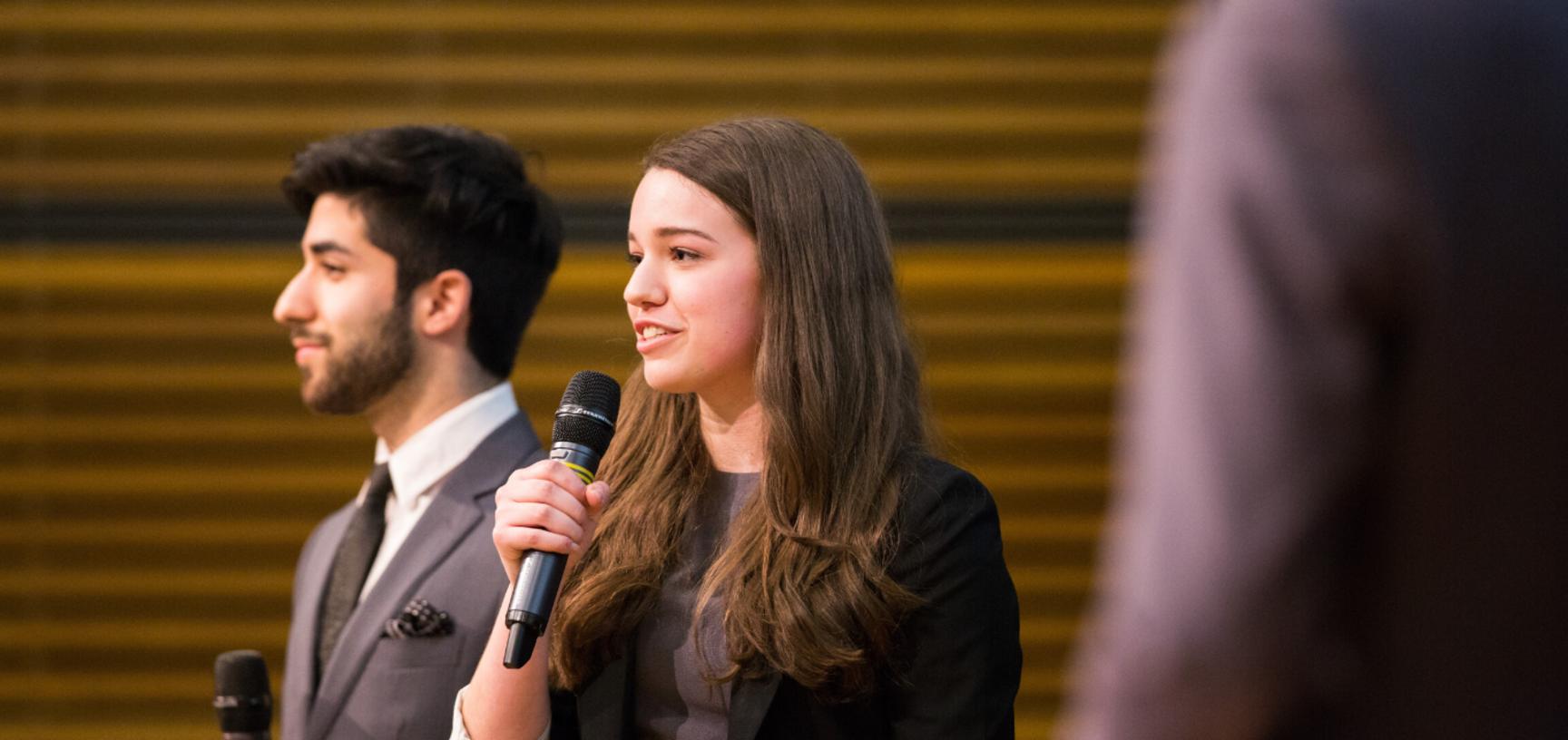 MediMorph, Simon Fraser University, presenting