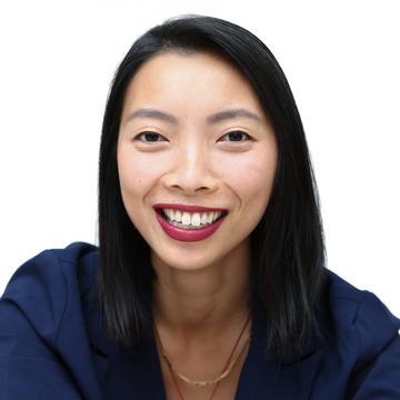 Headshot of Claudia Kelly Li